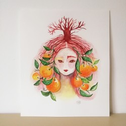 The Queen Of Oranges :...