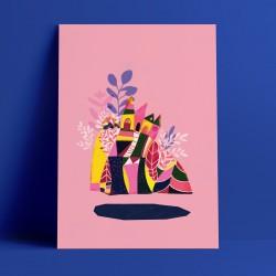 CastleRock : : A3 Art Print