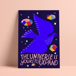 The Universe is Yours to...